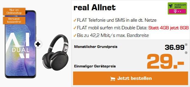 Huawei Mate 20 Pro Md Real Allnet Telekom Netz Eff Kostenlos