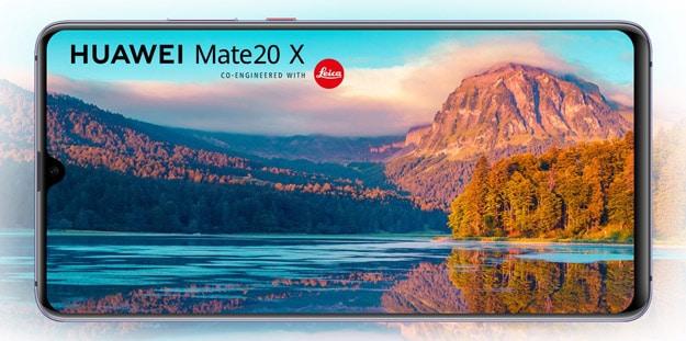 Huawei Mate 20X mit Vertrag (Bildquelle: Huawei)