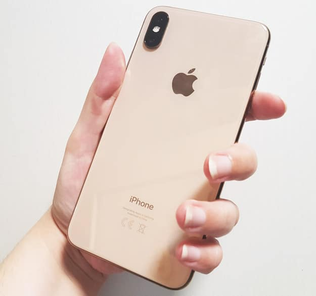Apple iPhone Xs Max Test
