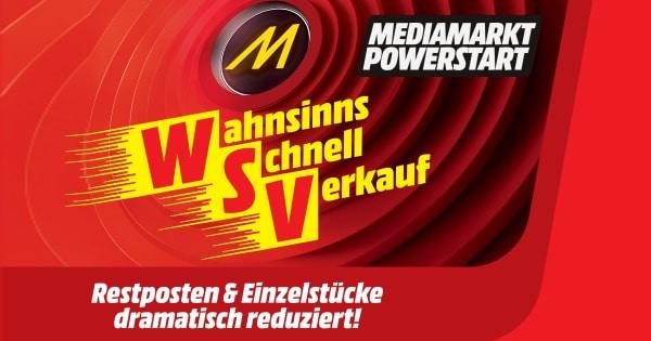 WahnsinnSchnellVerkauf 2021 MediaMarkt