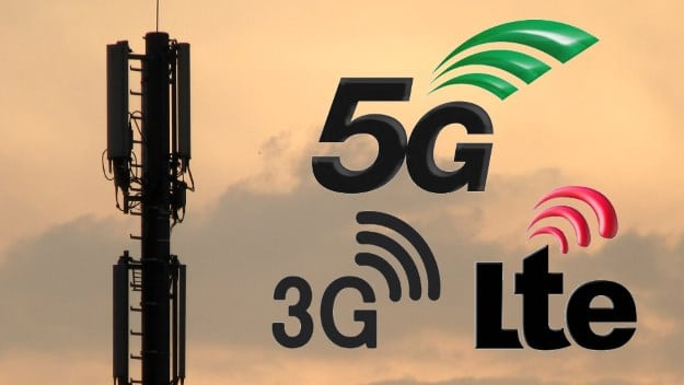 Mobilfunk 2G GPRS, 3G UMTS, 4G LTE und 5G in der Übersicht