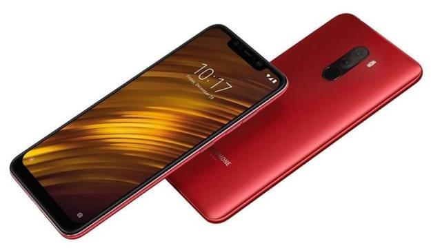 Xiaomi Pocophone F1 mit Vertrag