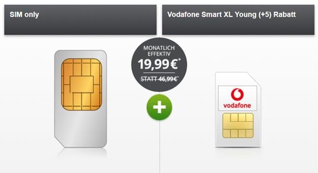 Vodafone Smart XL