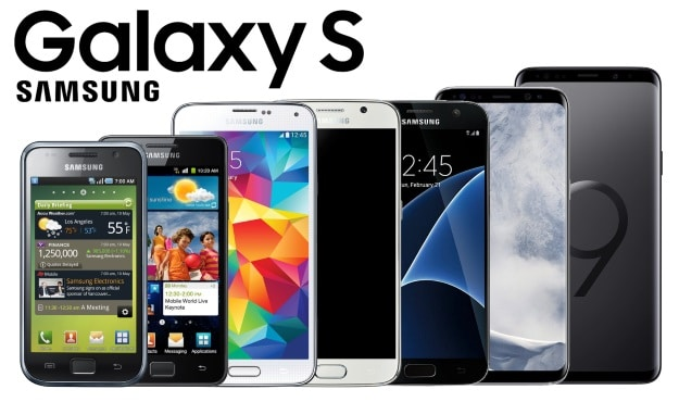 Samsung Galaxy S Familie