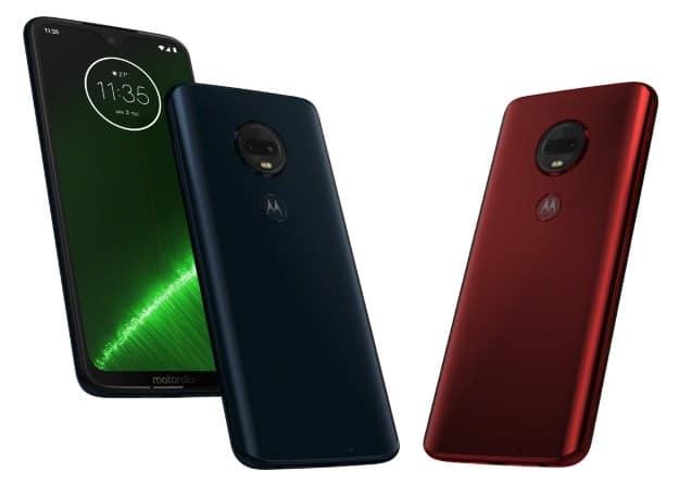 Motorola Moto G7 Plus mit Vertrag