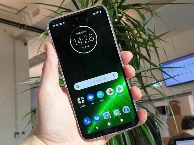 Motorola Moto G7 Plus mit Vertrag, Test, Specs