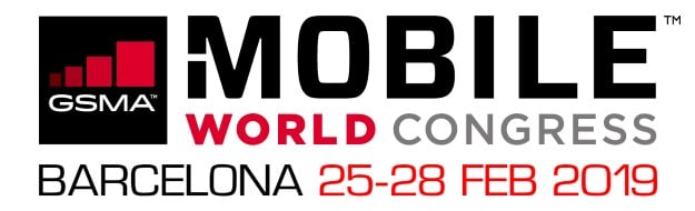 Mobile World Congress 2018 (MWC) in Barcelona - Technik-Messe für Mobilfunk