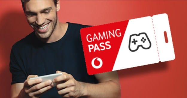 Vodafone Gaming-Pass