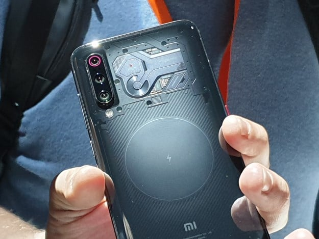 Xiaomi Mi 9 Battle Angel Explorer Edition