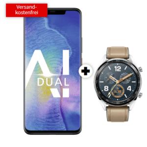 Huawei Mate 20 Pro + Watch GT