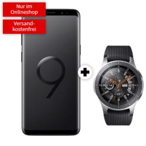 S9 + Flat Allnet Comfort (Telekom-Netz)