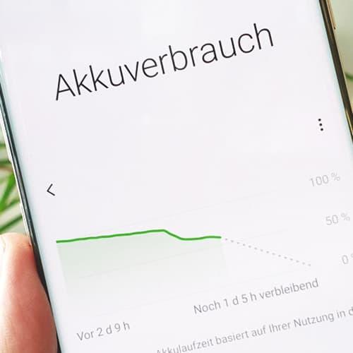 Samsung Galaxy S10 Akku Test: Die Balance zwischen Leistung & Energie - Gut ist nicht immer gut genug!