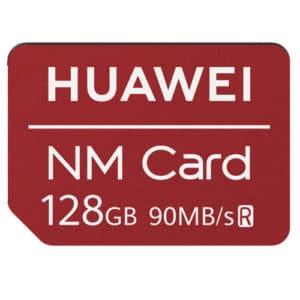 Huawei Nano Memory Card (NM Card): Eigene Nano Speicherkarte mit bis zu 128GB löst microSD-Karte in Huawei-Smartphones ab