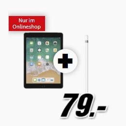 apple ipad 2018 lte zur 10 gb lte internet flat md f r. Black Bedroom Furniture Sets. Home Design Ideas