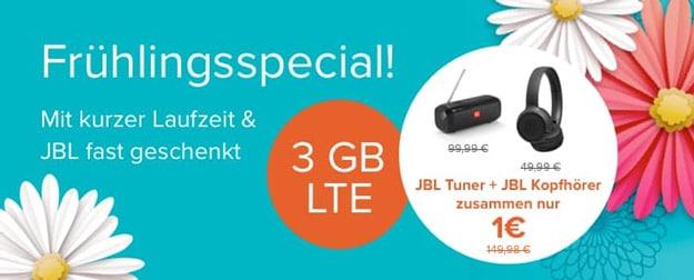 Tarifhaus Allnet-Flat mit 3 GB LTE