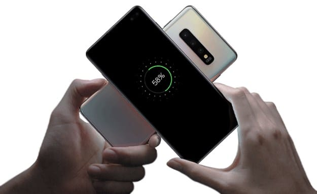 Samsung Galaxy S10 Plus Wireless PowerShare