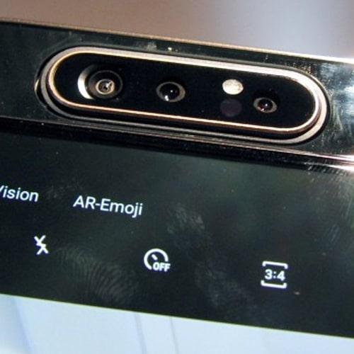 Samsung Galaxy A80 im Test: Es bewegt sich und dreht sich - außergewöhnliche Triple-Kamera