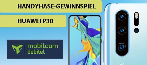 Sensationelles Handyhase-Gewinnspiel: Gewinne das brandneue Huawei P30 im Wert von 749 €!