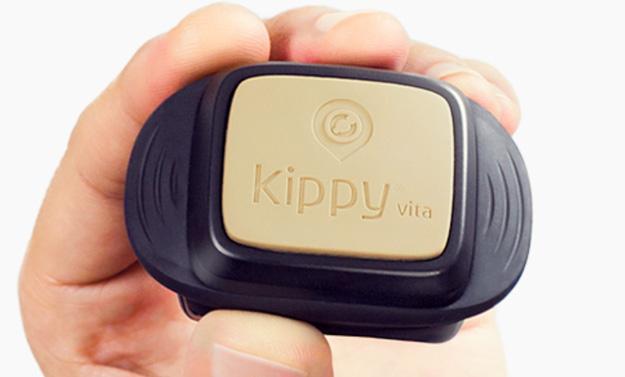 Smarter Kippy V-Pet Tracker von Vodafone für nur 19,95 € & 12 Monate gratis nutzen: Nicht nur perfekt für Tiere & Kleinkinder, sondern auch als Diebstahlschutz für Fahrrad, Auto, Rucksack & Co.