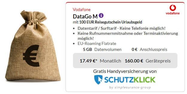 Vodafone DataGo M bei Preisboerse24