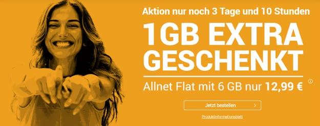 Preisgarantie! winSIM LTE All: Allnet-Flat + 3 GB LTE für 7,99 € mtl. (Allnet- & SMS-Flat, 1 bis 10 GB LTE, o2-Netz) - monatlich kündbar
