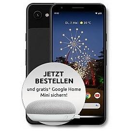 Google Pixel 3a 64GB LTE Just Black Logo