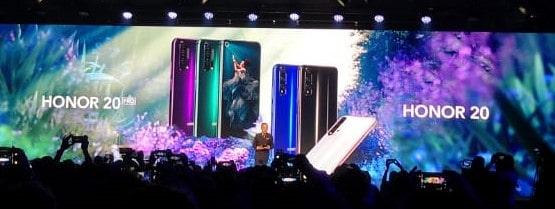 Honor 20 mit Vertrag: Preis, Specs, Test & mehr - echtes Kamera-Wunder unter den Smartphones?