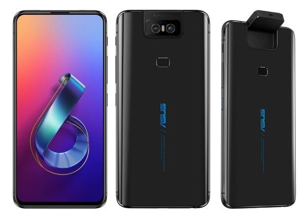Asus ZenFone 6 (2019) mit Vertrag