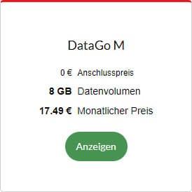 Vodafone DataGo M