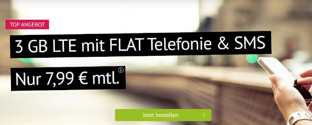 handyvertrag de lte all 3 gb