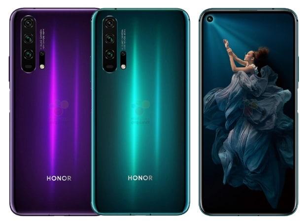 Honor 20 Pro mit Vertrag