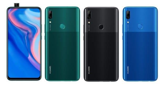 Huawei P Smart Z mit Vertrag
