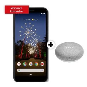 mediamarkt google pixel 3a google home mini