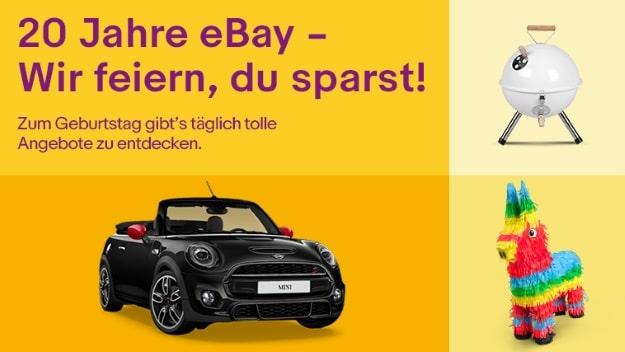20 Jahre eBay Deutschland