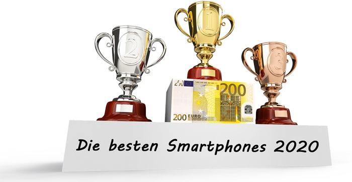 Smartphones unter 200 Euro, 2020