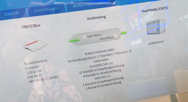 AVM FRITZ!Box 6660 Cable: Neuer Router für den Kabelanschluss vorgestellt - Docsis 3.1 und WLAN 6