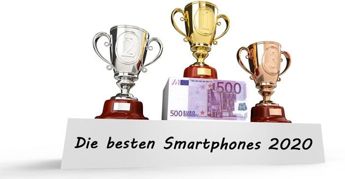 Smartphones unter 500 Euro, 2020