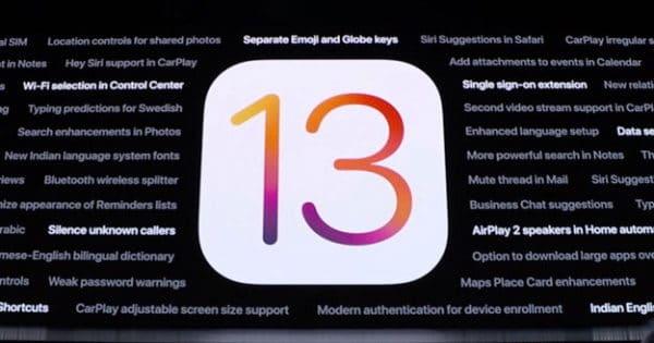 WWDC 2019 mit iOS 13 Thumbnail