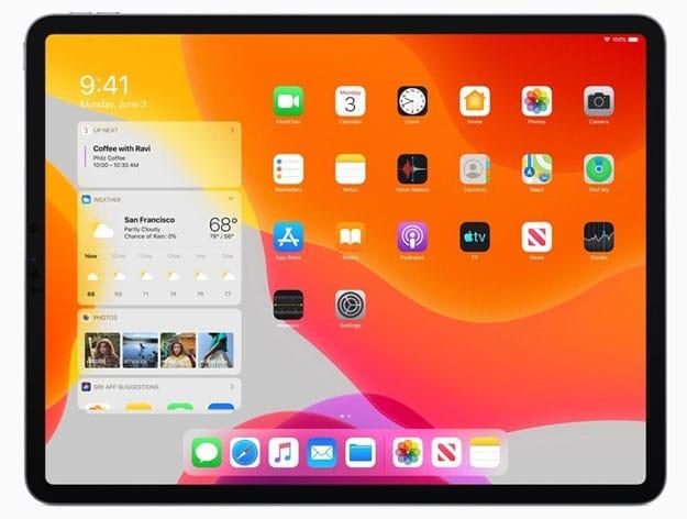 iPadOS auf der Apple WWDC 2019