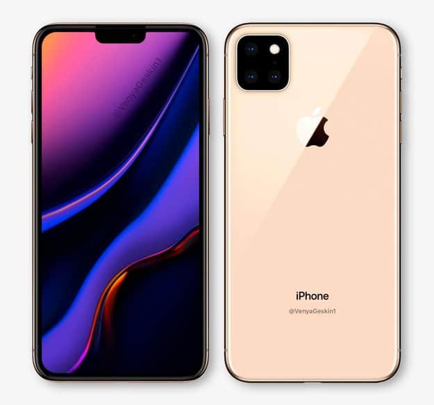 Apple iPhone XI Gerüchte