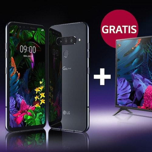 Gratis 4K-Fernseher zum LG G8s ThinQ: Klasse Vorbesteller-Aktion mit 500-€-TV zum Highend-Smartphone