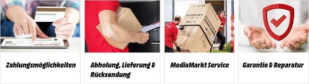 mediamarkt serviceleistungen