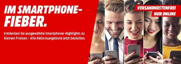 MediaMarkt Smartphone-Fieber