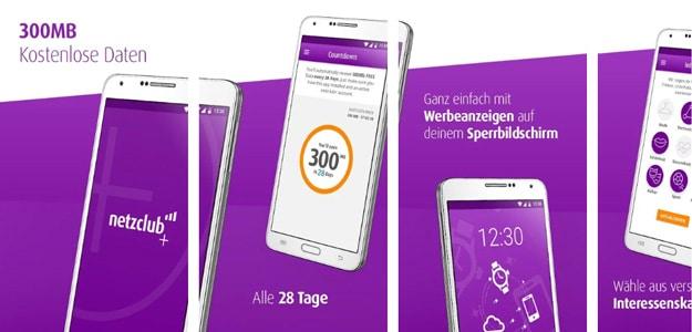 Netzclub: Gratis Prepaid-Tarif mit 500 MB LTE Datenvolumen (9 Cent pro Min./SMS, Telefónica-Netz) - ohne Laufzeit & Android-App verfügbar!