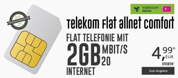 telekom flat allnet comfort md