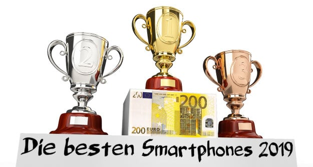 Beste Smartphones unter 200 Euro: Mit Dual-SIM und mindestens 64GB interne Speicherkapazität