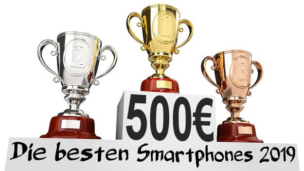 Beste Smartphones unter 500 Euro: Leistung, Design und starke Kamera in Premium-Qualität