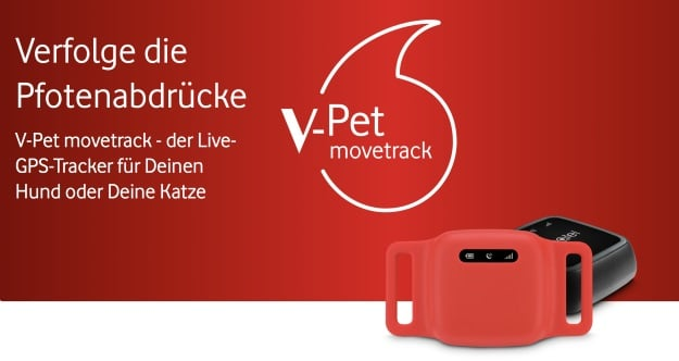 V-Pet movetrack by Vodafone