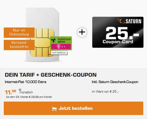 mobilcom-debitrel internet-flat 10.000 mit 10 gb lte saturn mm