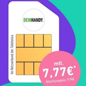 DeinHandy Aktionstarif 7 GB